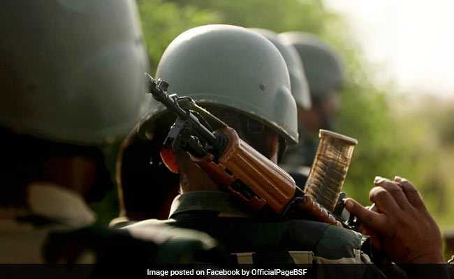 Pak National Arrested Near Punjab Border, Rifle Recovered