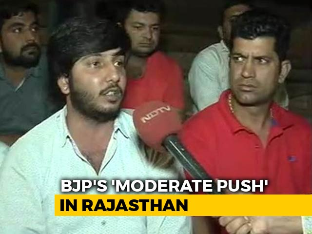 Video: Is Hindutva A Poll Agenda For The BJP In Rajasthan?