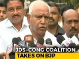 "Video : ""101% Son Will Win"": BS Yeddyurappa As Karnataka Votes In Crucial Bypolls"