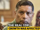 Video : Demonetisation Is A Draconian, Monetary Shock: Ex-Chief Economic Advisor