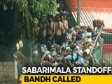 Video : Shutdown In Kerala As Sabarimala Opens For Pilgrimage Season