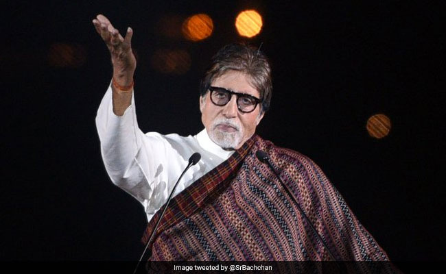 Our Unity Too Strong To Be Broken By Cowards: Amitabh Bachchan On 26/11