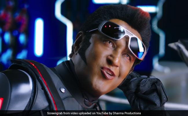 2.0 Trailer: Reloaded Rajinikanth Vs Menacing Akshay Kumar Will Set Your Screens Ablaze