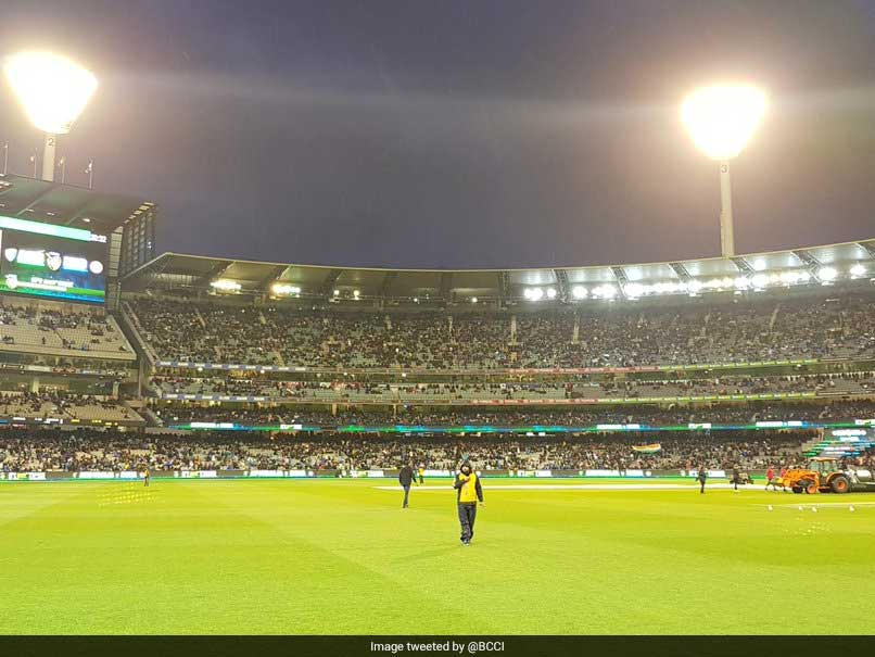 India vs Australia 2nd T20I Called Off Due To Rain, Hosts Lead Series 1-0