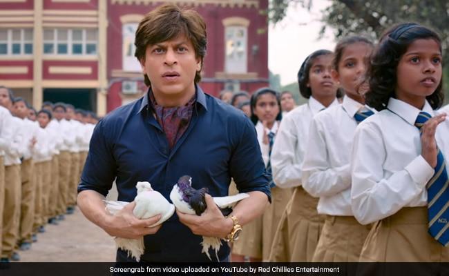 Zero Trailer: चांद तोड़ने चले बौने शाहरुख खान, अनुष्का से किया इश्क तो कैटरीना ने दिया Kiss
