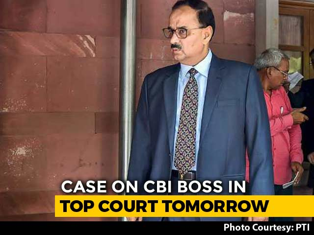Video : Probe Finds No Proof That CBI Chief Alok Verma Took Bribes: Sources