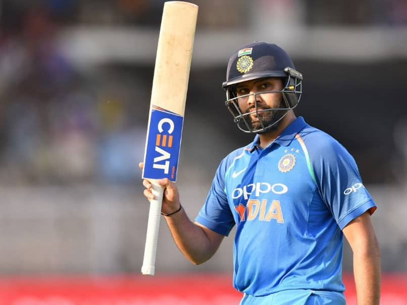 India vs West Indies: Rohit Sharma Eyes Special Double Hundred, To Join MS Dhoni On Elite List