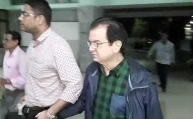 Image result for Mehul Choksi's associate Deepak Kulkarni was arrested from Kolkata airport, ED issued a look out notice