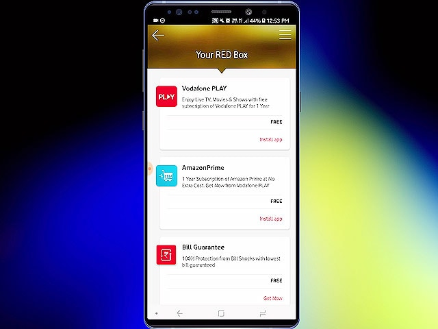 Video : How To Activate Free Amazon Prime Subscription With Vodafone Red Plan