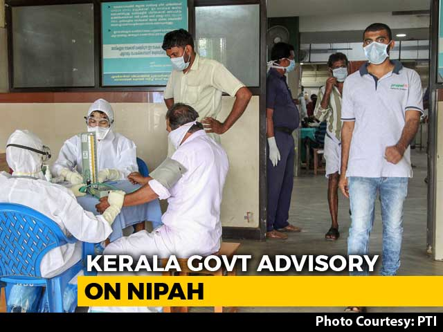 Video : Kerala Government Sounds Nipah Virus Caution Across State