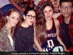 Inside Kareena Kapoor's Mid-Week Party With Karisma, Soha, Karan Johar