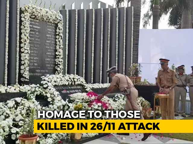 Video : Mumbai Marks 26/11 Tenth Anniversary