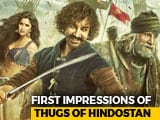Video: First Impressions Of <i>Thugs Of Hindostan</i>