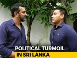 Video: Nothing For India To Worry: Mahinda Rajapaksa's Son Namal On Sri Lanka Crisis