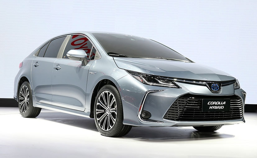 TNGA-based 2020 Toyota Corolla sedan breaks cover