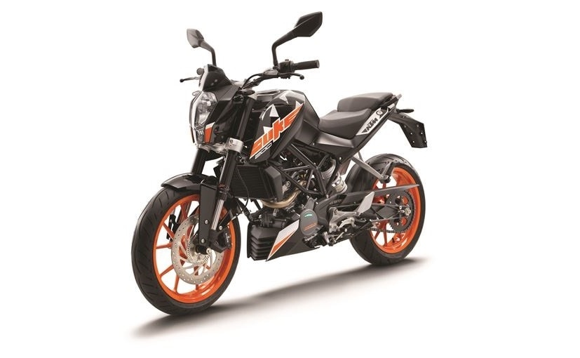 At Rs. 1.6 lakh, the KTM 200 Duke ABS is over Rs. 8000 more expensive than the non-ABS model