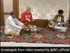 Watch: Poland's Woman Boxer Plays Tabla Ahead Of Women's World Championships