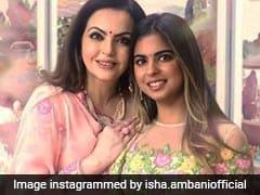 Isha Ambani Wedding Card: मुकेश अंबानी की बेटी की शादी का कार्ड वायरल, आनंद पीरामल से दिसंबर में ब्याह रचाएंगी ईशा अंबानी