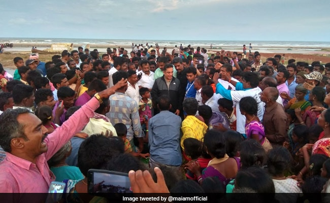 PM Must Visit Cyclone Affected Areas, Help Expedite Work: Kamal Haasan