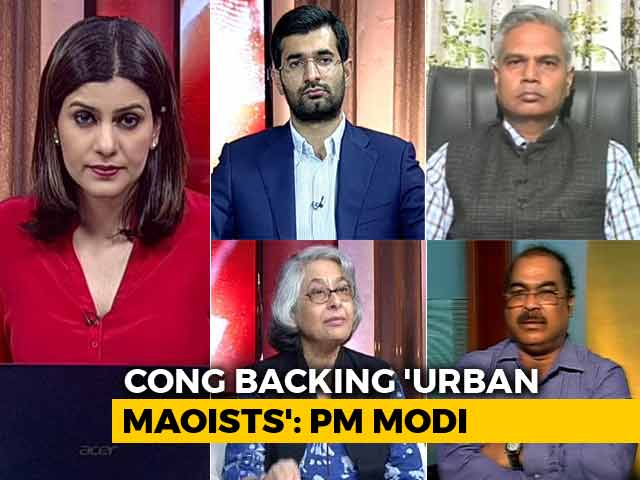 Video : Does Dissent Make You An 'Urban Naxal'?