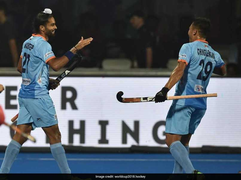 India Vs Belgium Hockey World Cup 2018 India Will Be A Force To