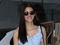 Kriti Sanon Styles Her Casual Dress For A Day Out. Here's How You Can Too