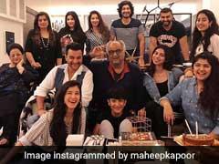 Viral Pic: जाह्नवी-खुशी से अर्जुन-अंशुला तक, चारों बच्चों के साथ बोनी कपूर ने मनाया जन्मदिन