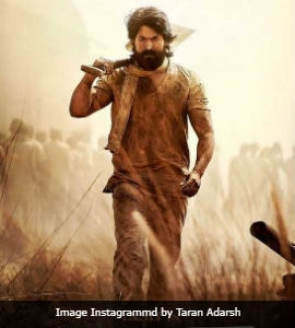 Trending: New Poster Of KGF Introduces Us To The 'Bloody Mines Of Kolar'