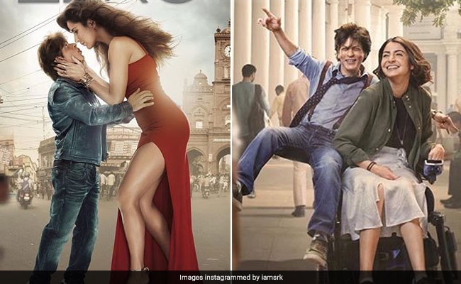 Almost Zero Hour: Shah Rukh Khan's Birthday Countdown Begins With New Posters