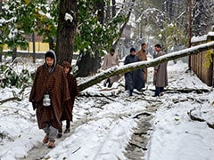 Jammu And Kashmir Declares November Snowfall As Special Natural Calamity