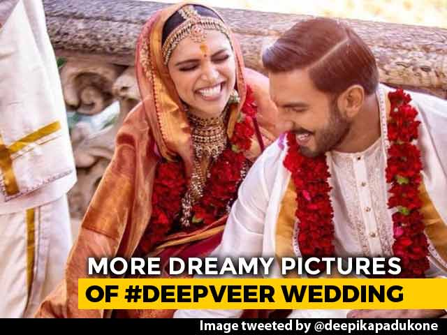Deepika And Ranveer Post Dreamy New Pics Of Wedding And Mehendi