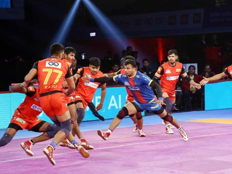 Pro Kabaddi League: Tamil Thalaivas Beat Telugu Titans, Bengaluru Bulls Edge Past UP Yoddha