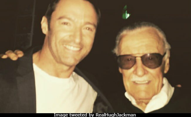 Arnold Schwarzenegger Shares Touching Photo To Honor Stan Lee