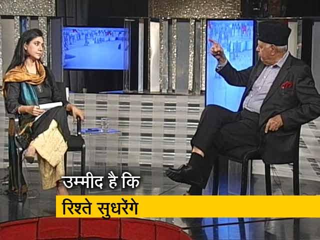 Videos : 'कश्मीर समस्या का हल बातचीत से ही निकलेगा'