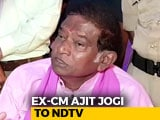 "Video : ""Mayawati For PM, I Will Be Chief Minister Of Chhattisgarh"": Ajit Jogi"