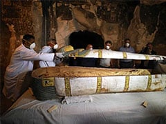 Egypt Unveils 3,000-Year-Old Ancient Tomb And Sarcophagi In Luxor