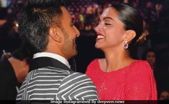 Deepika Padukone And Ranveer Singh, Just Like This. Forever: Our 10 Favourite Pics Of Them
