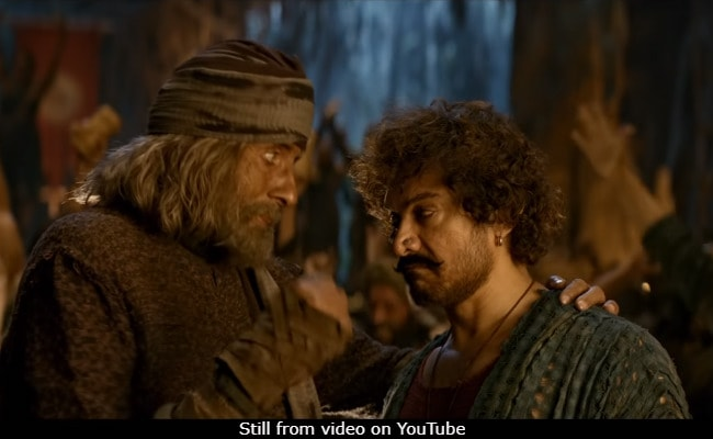 Thugs Of Hindostan Box Office Collection Day 4 Amitabh Bachchan