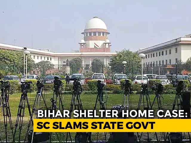 "Video : ""Are Children Not Citizens?"" Top Court Slams Bihar In Shelter Home Cases"