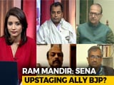 Video : The Ram Mandir Card: Road To Polls Via Ayodhya?
