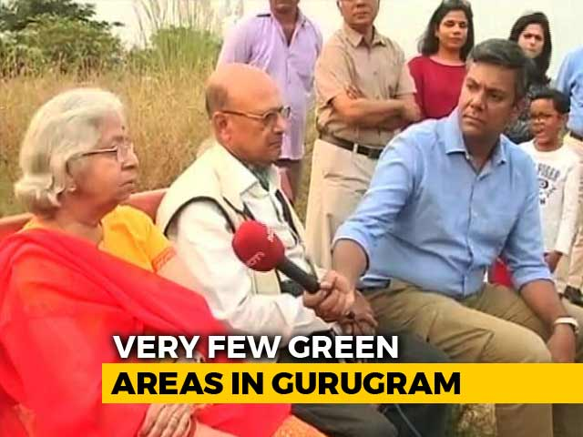 Video : Millennium City: Choking On Pollution
