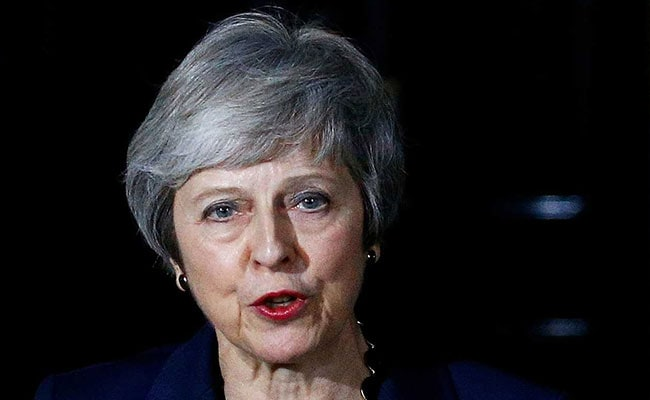 Britain Will Head Into Unknown If Brexit Deal Is Rejected: Theresa May