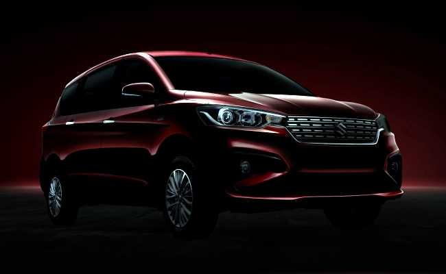 2018 Maruti Suzuki Ertiga India Launch LIVE Updates: Images, Specifications, Features
