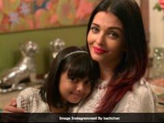 On Daughter Aaradhya's Birthday, Abhishek Bachchan Thanks Wife Aishwarya For 'The Greatest Gift Ever'