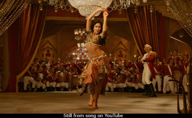 If You Wanted To Watch Thugs Of Hindostan For Katrina Kaif's Suraiyya, It's Here