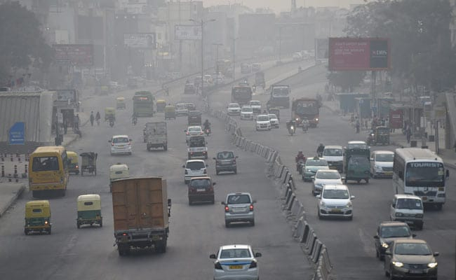 Delhi's Overall Air Quality Improves To ''Moderate'' Category
