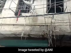 4 Dead In Fire At Factory In Delhi's Karol Bagh