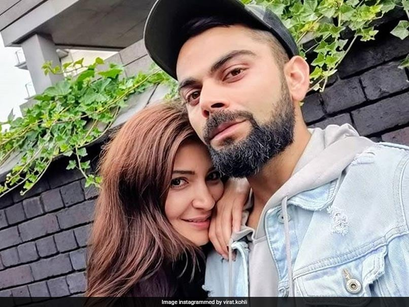 Virat Kohli Says No Professional Competition With Actress Wife Anushka Sharma