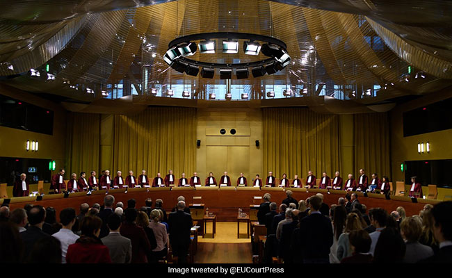 Brexit ruling: UK can cancel decision, EU court says
