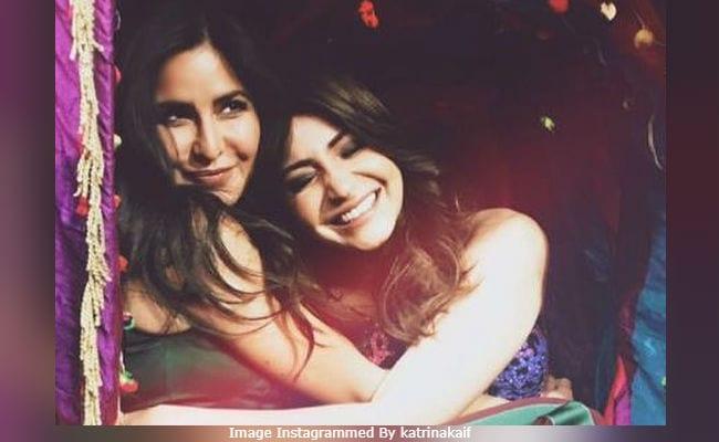Zero Stars Katrina Kaif And Anushka Sharma Bring Christmas Vibes On Instagram